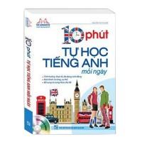 10 Phút Tự Học Tiếng Anh Mỗi Ngày (Kèm CD)