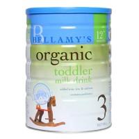 Sữa Bellamy's Organic số 3 900gr cho bé trên 12 tháng tuổi
