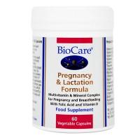 Vitamin tổng hợp cho mẹ bầu, bú Biocare Pregnancy and Lactation 60 viên