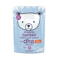 Bột ăn dặm Úc Bambini cho bé từ 6 tháng 125 gram