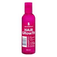 Dầu gội chống rụng, kích thích mọc tóc Lee Stafford Shampoo Hair Growth 200ml