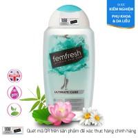 Dung dịch vệ sinh phụ nữ Femfresh Pure & Fresh Wash 250ml
