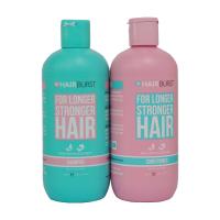 Bộ dầu gội xả kích thích mọc tóc và nuôi dưỡng tóc chắc khỏe HAIRBURST