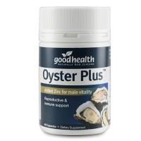 Tinh chất hàu Oyster Plus Goodhealth 60 viên