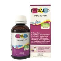 Siro tăng cường miễn dịch Immuno font Pediakid 125ml