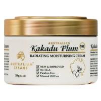 Kem dưỡng da chiết xuất mận Kakadu Plum Radiating Moisturising Cream Australian MKII 250G