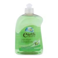 Nước rửa chén đậm đặc Earth Choice Dishwash Concentrate hương trà xanh