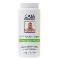 Phấn rôm hữu cơ Úc GAIA Powder 100g