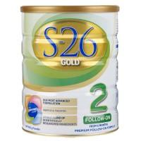 Sữa S26 Gold Follow-On số 2  cho trẻ từ 6 tháng tuổi