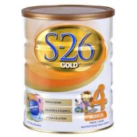 Sữa S26 Gold Junior số 4 cho bé từ 2 tuổi