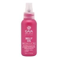 Tinh dầu phòng và trị rạn da hữu cơ Úc GAIA Skin + Body Belly Oil 95ml