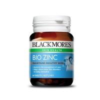 Viên uống bổ sung kẽm tự nhiên Blackmores Bio Zinc 84 viên