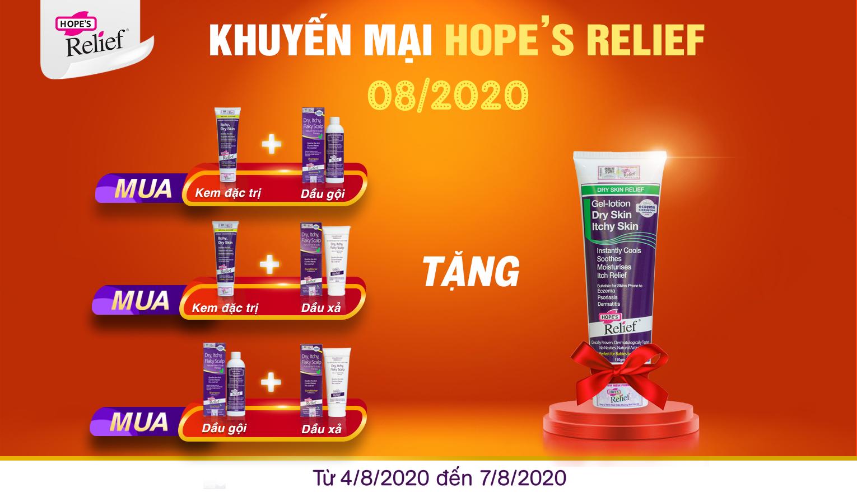 hope relief tri ân
