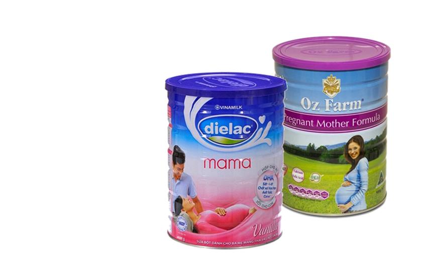 Sữa cho mẹ
