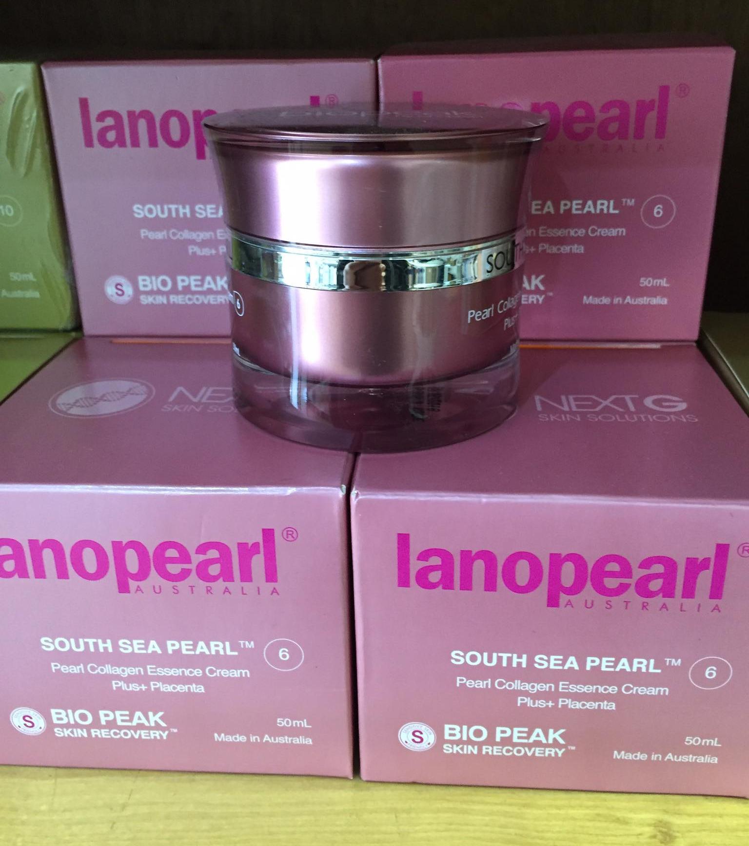 Serum dưỡng da Lanopearl south sea pearl
