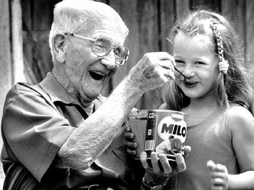"Tom Mayne - ""cha đẻ"" của sữa Milo"