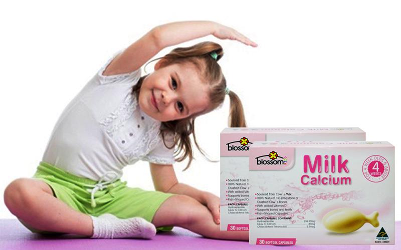 Bổ sung Milk Canxi cho trẻ 30 viên