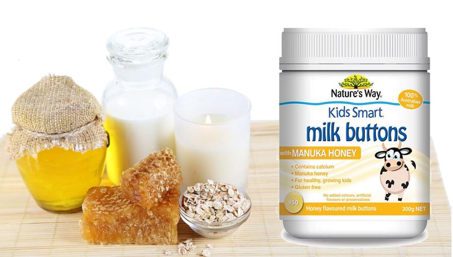 Viên sữa Manuka của úc