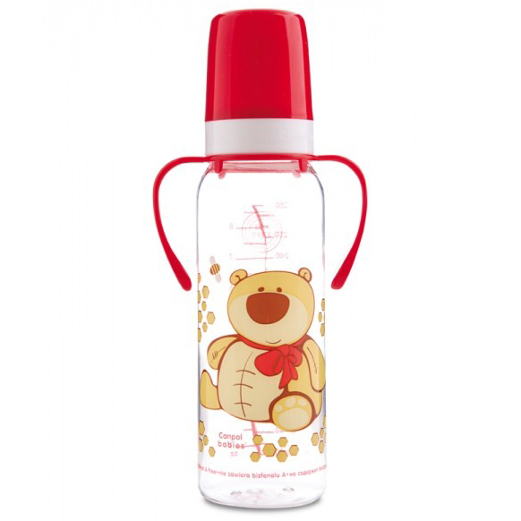 Bính sữa không chứa BPA an toàn cho bé