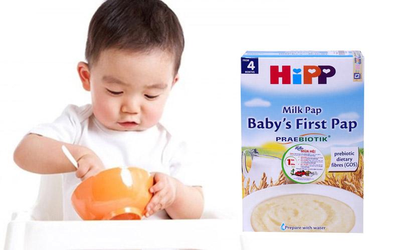 Bột dinh dưỡng Hipp sữa ăn dặm khởi đầu 250g