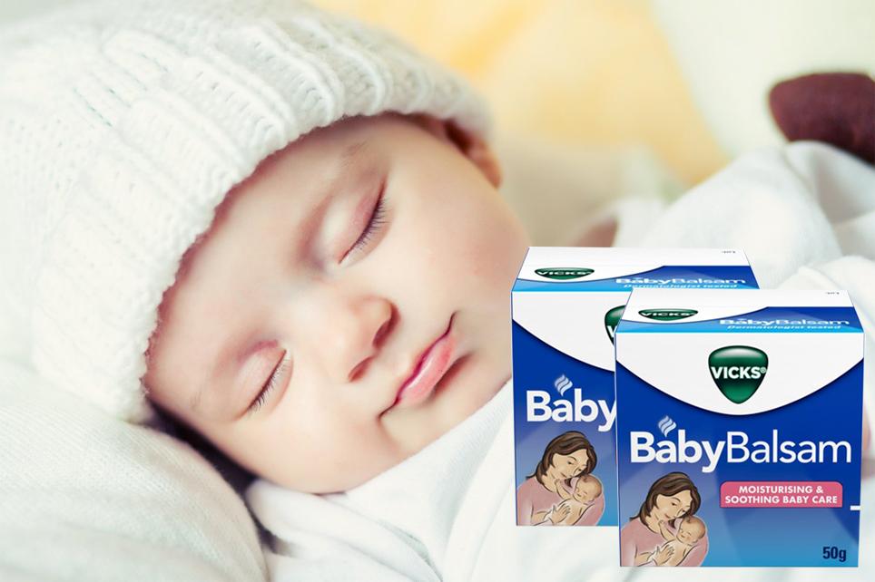 dầu bôi baby balsam