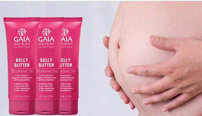 Kem phòng và trị rạn da hữu cơ GAIA Úc