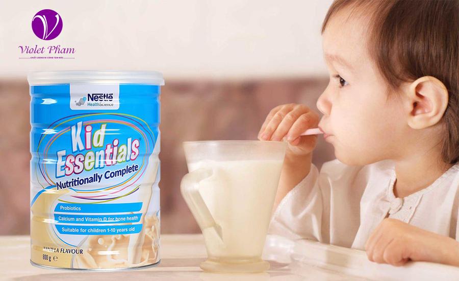 Sữa kid essentinal
