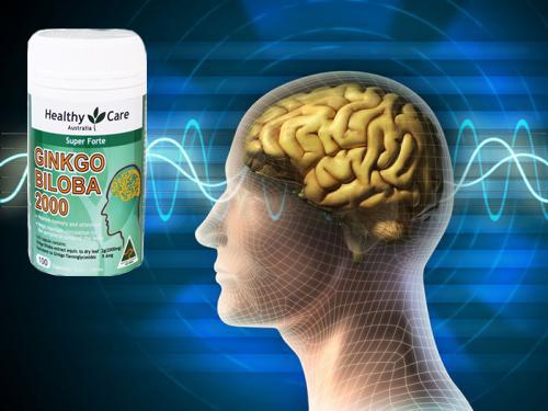 Bổ não cho người lớn
