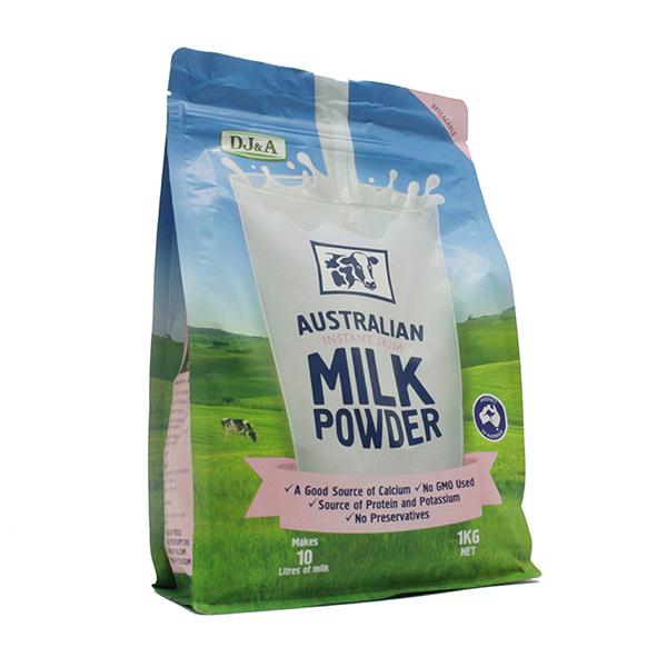 Sữa tươi tách kem dạng bột DJ&A 1kg