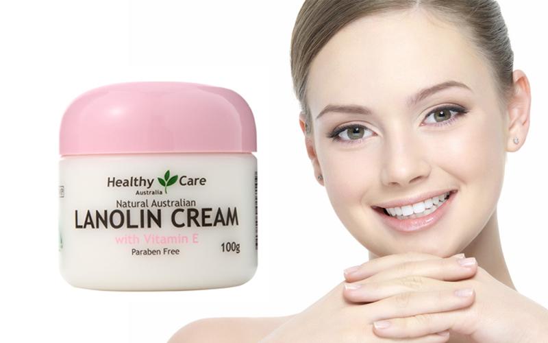Kem dưỡng da nhau thai cừu Lalolin cream with Vitamin E