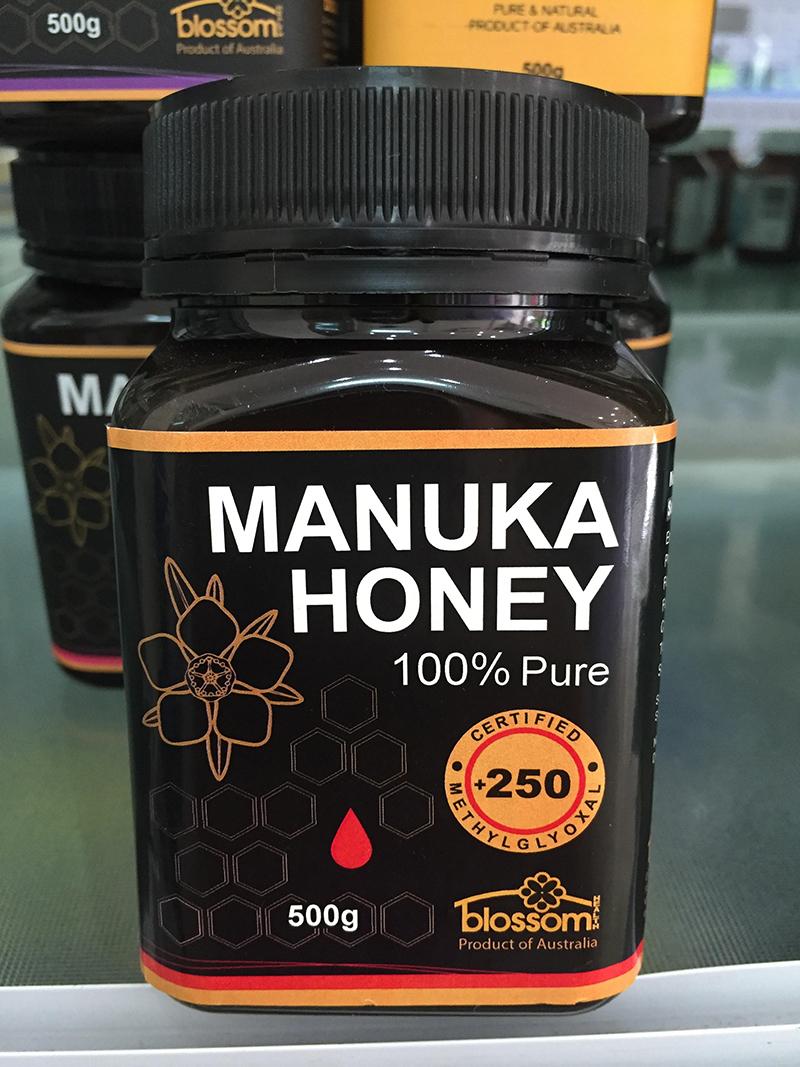 Mật ong Manuka Blossom 250+ 500mg