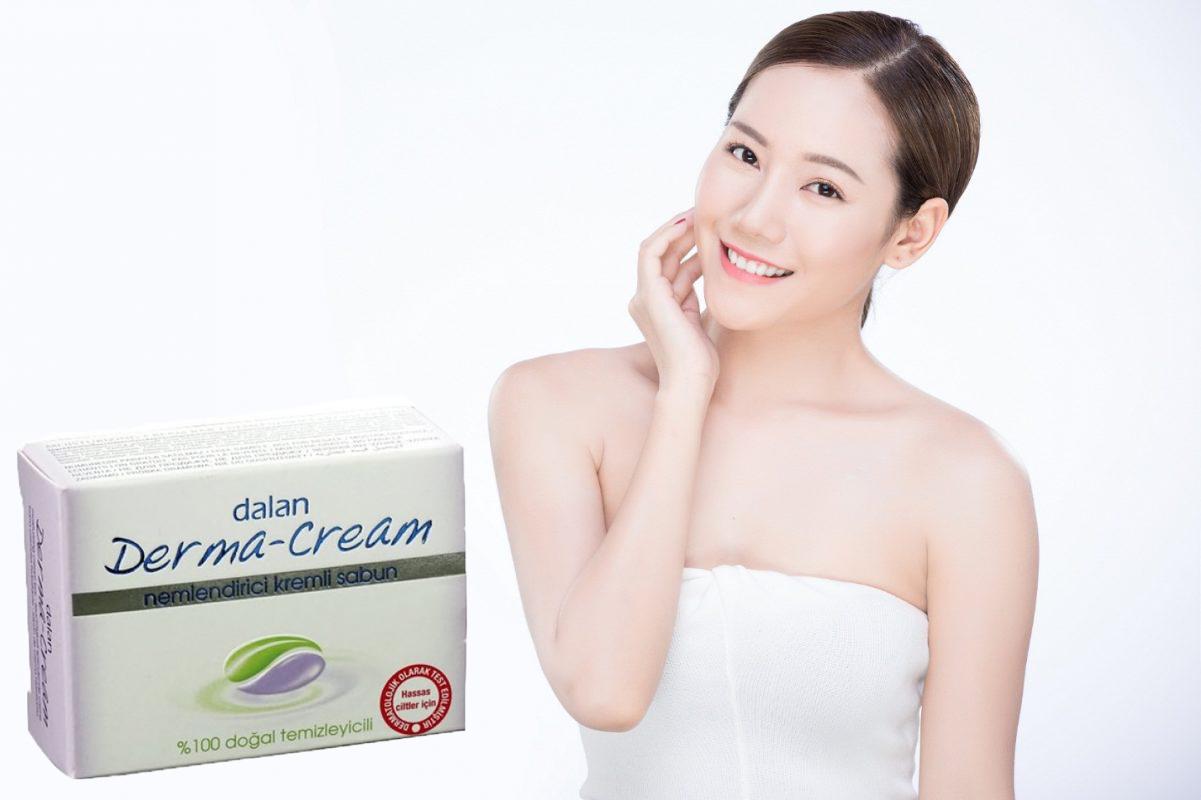 Xà phòng tắm dưỡng da Dalan - Dalan Derma cream