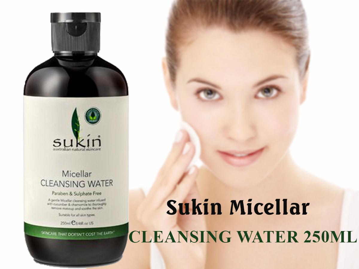 Sản phẩm chiết xuất tự nhiên, giúp làm sạch và chăm sóc da hiệu quả