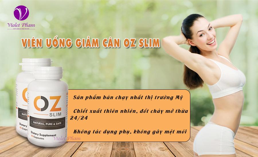 giảm cân OZ Slim
