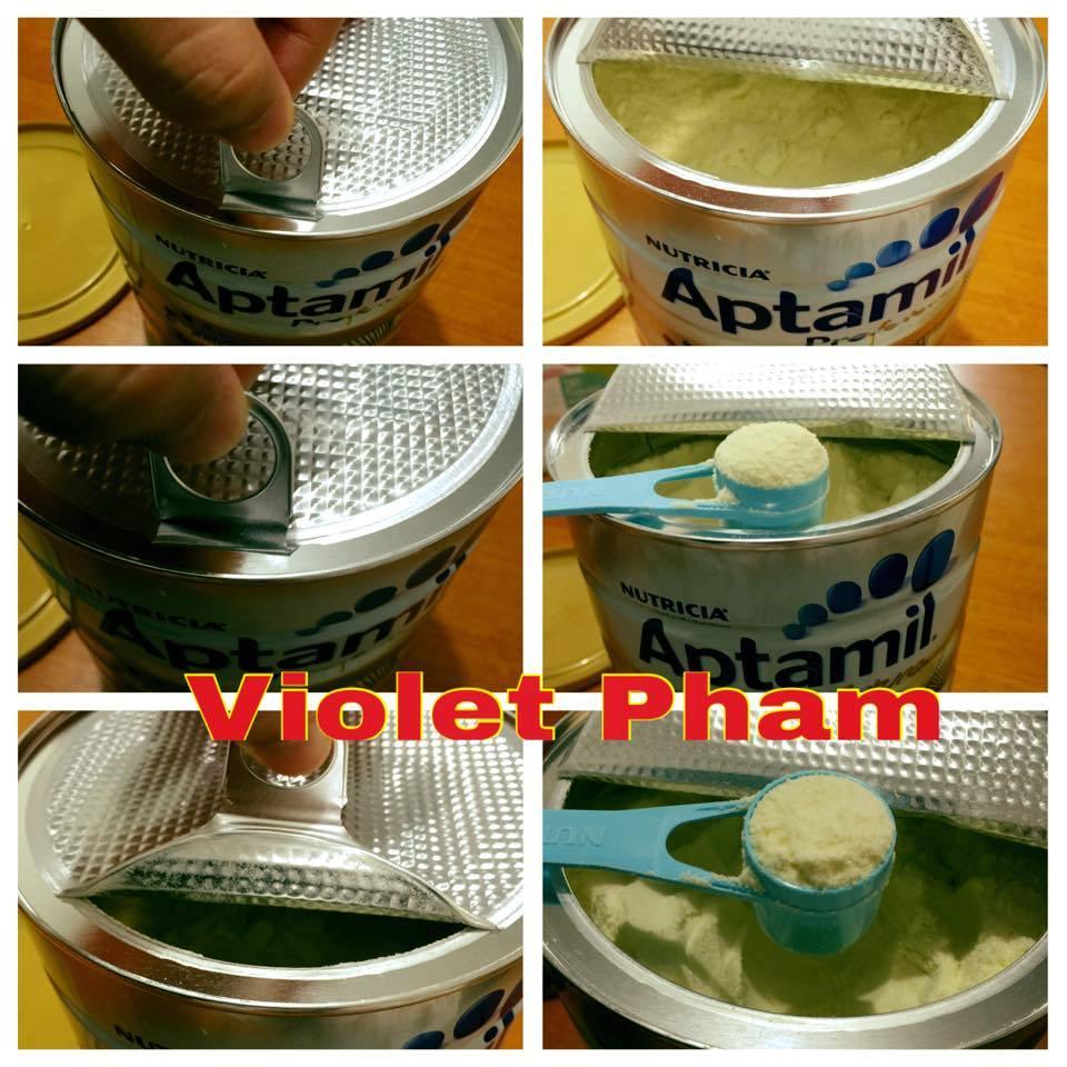 Pha sữa APtamil Profutura
