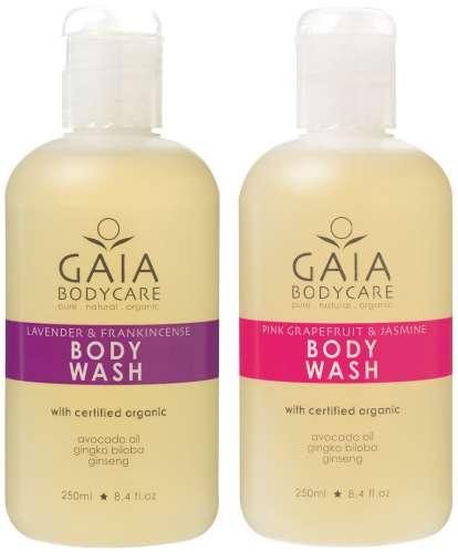 Sữa tắm hữu cơ GAIA Body Wash