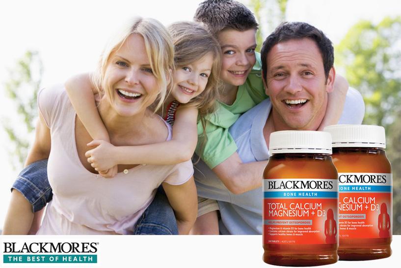 Bổ sung canxi mage va vitamin D3