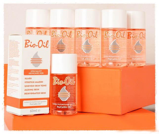 Tinh dầu trị rạn da bio oil