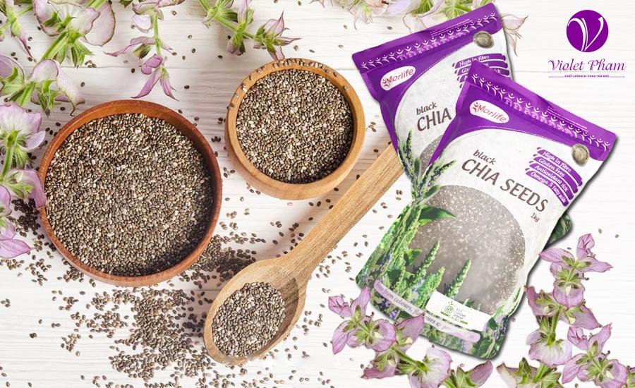 Chia seeds morlife
