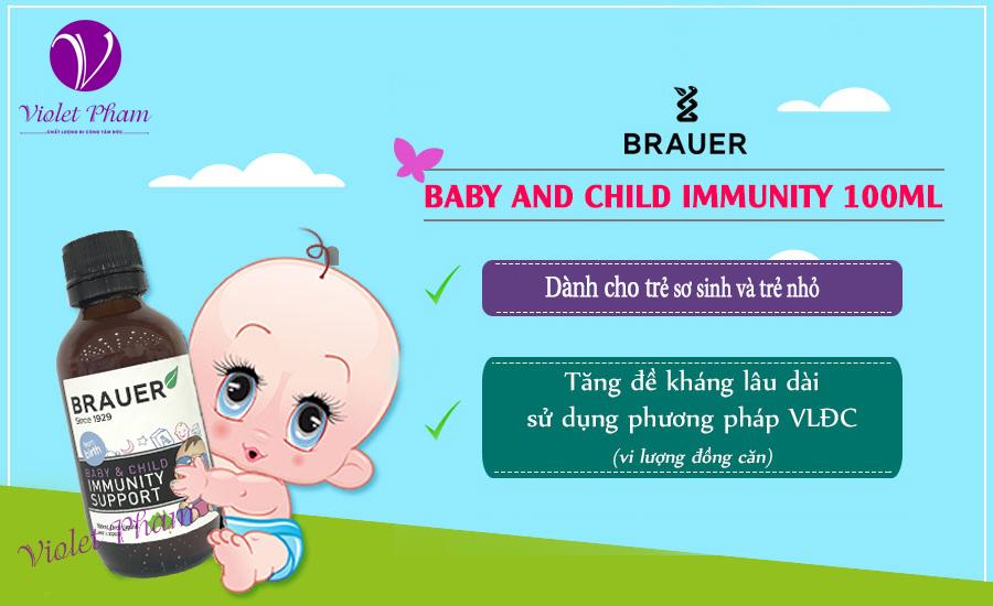 tăng đề kháng immunity Brauer