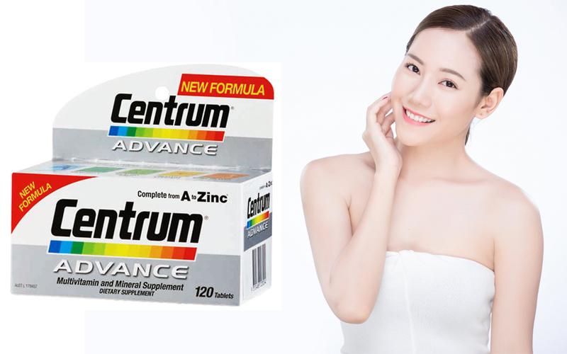 Vitamin tổng hợp cho người dưới 50 tuổi