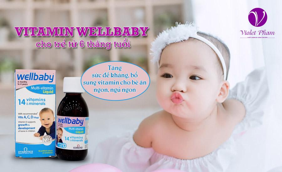 Well Baby Infant Liquid 150ml
